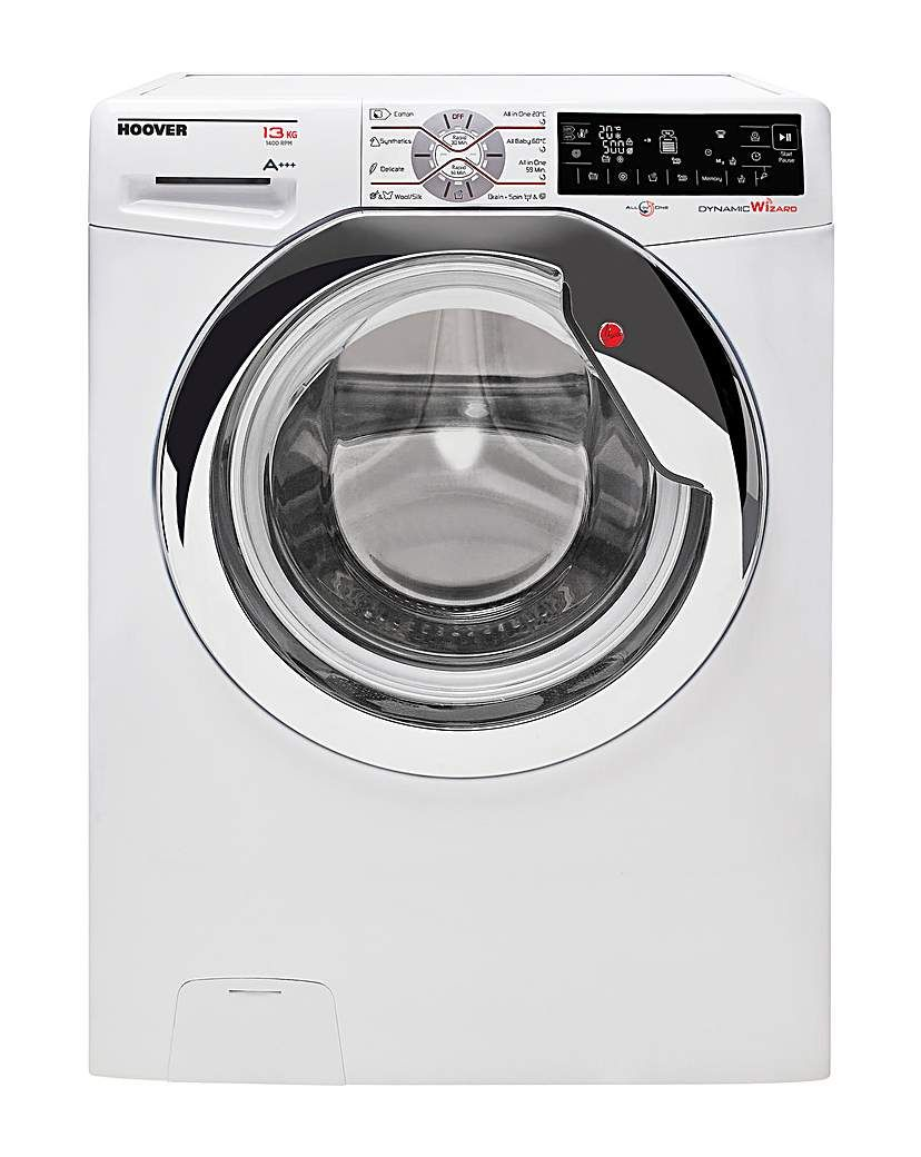 Hoover 13kg 1400rpm Washing Machine Front Loading Washing Machine 10kg Washing Machine Washing Machine