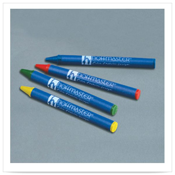Bulk Round Crayons Red Blue Green and Yellow/Case of 1000