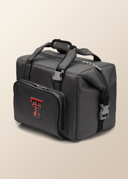 Gameguard Texas Tech University Gunmetal Cooler Bag Bags Texas Tech University Southern Methodist University