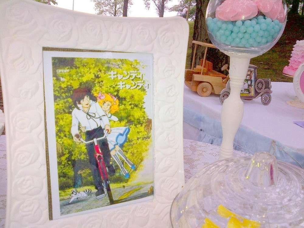 Anime manga birthday party ideas photo 1 of 25