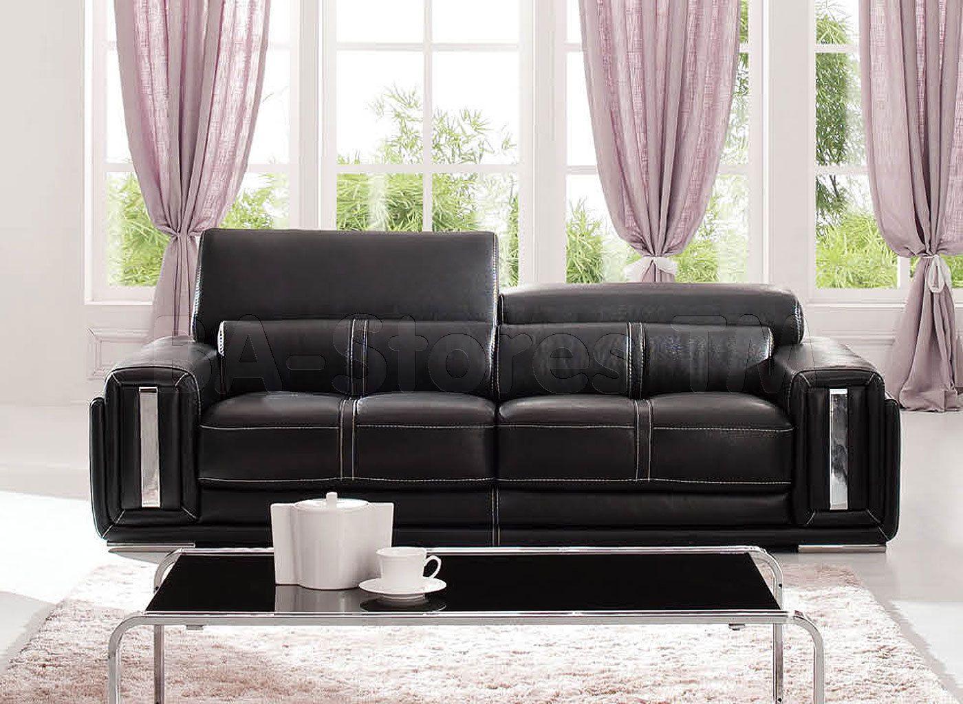 2992 Sofa Genuine Italian Leather By