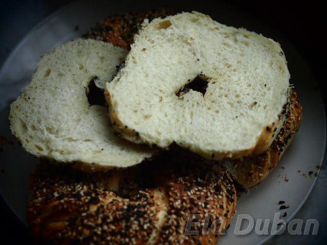 Auf der Suche Slowlife: Simit - Türkisch Bagels. Die März-Bäckerei