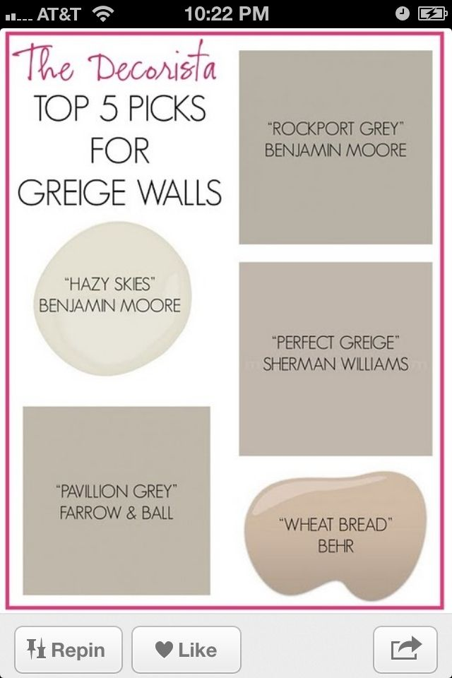 Paint Name name that greige | master bedroom, bedrooms and gray
