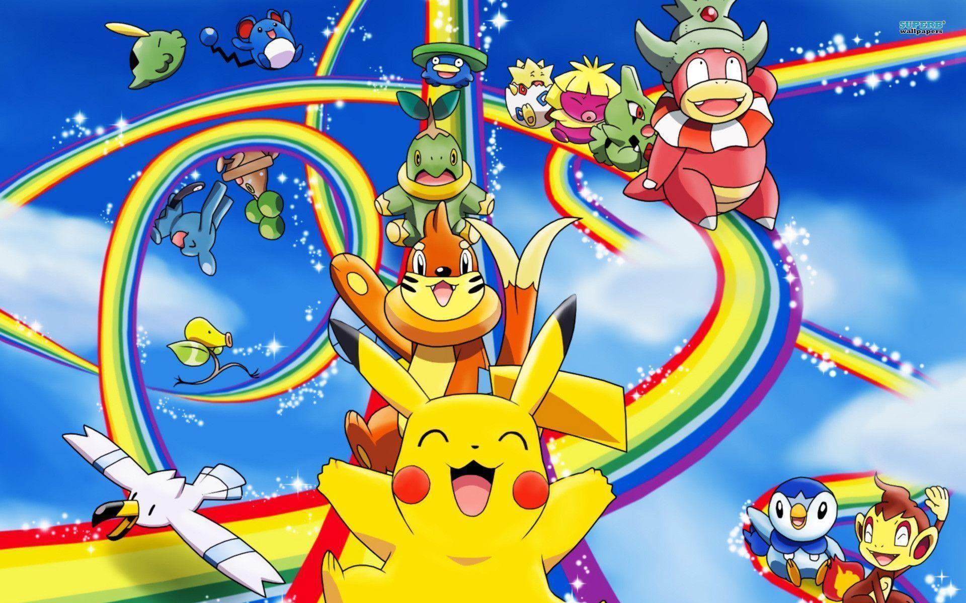 Cartoon Pictures Pokemon Diamond Cool Pokemon Wallpapers