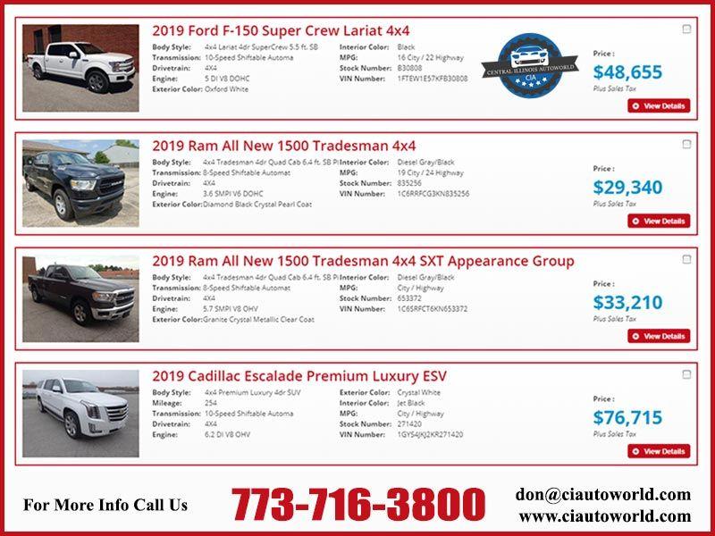 About Us Car Dealer Best Ford F150