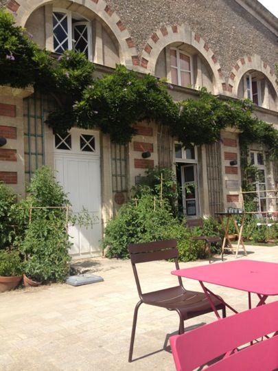 Café de L\'orangerie au jardin des plantes ! | Nantes - Loire ...