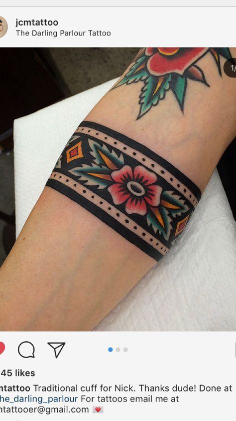 Tattoo Wrist Line Colour 25  Ideas