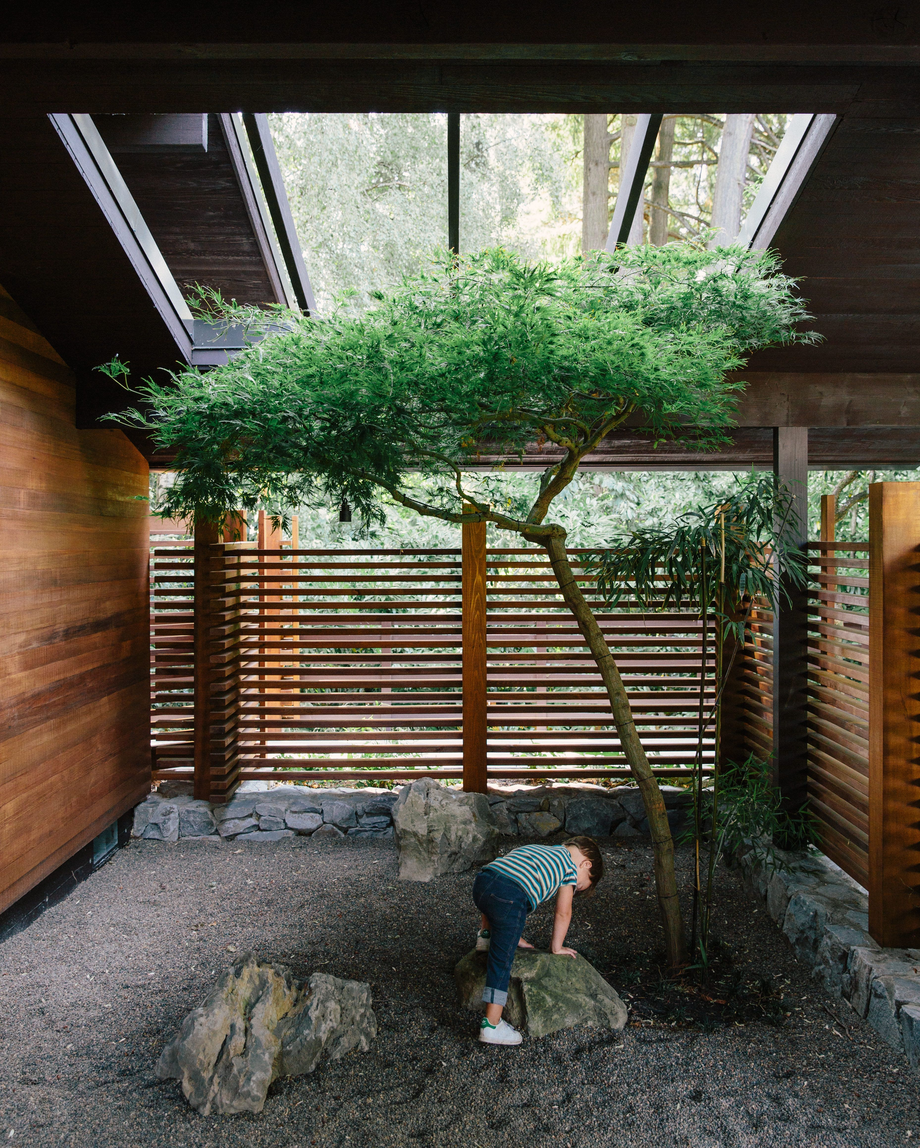 U0027Feast In The House Of Simonu0027 Series. Japanese Rock GardenJapanese ...