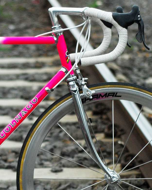 Conalgo the manufacturer of high-end road-racing bicycles founded by ...