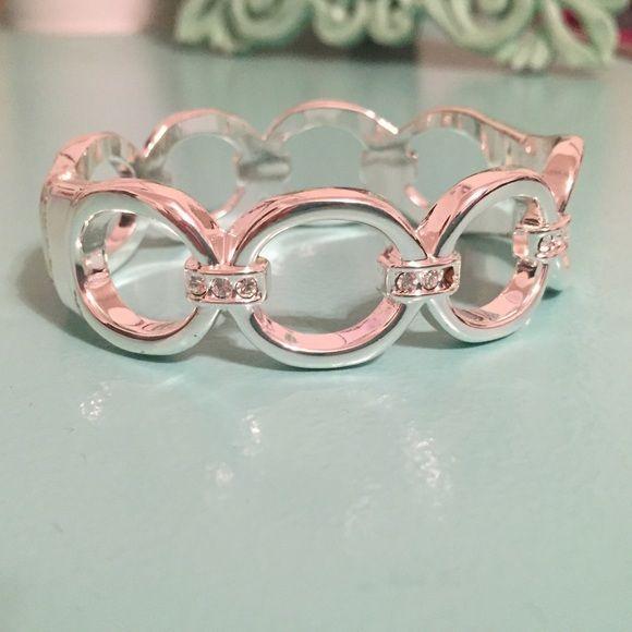 bracelet Bracelet silver colored Accessories