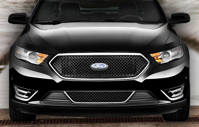 Best Of Awards 2014 Ford Taurus And Taurus Sho Biggest Trunk