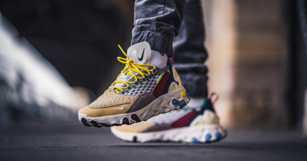 Europa Oblongo Ashley Furman  The Nike React Sertu Bright Ceramic are available now for just $91.97 with  Free Shipping in 2020 | Nike, Sneakers, Sneaker lovers
