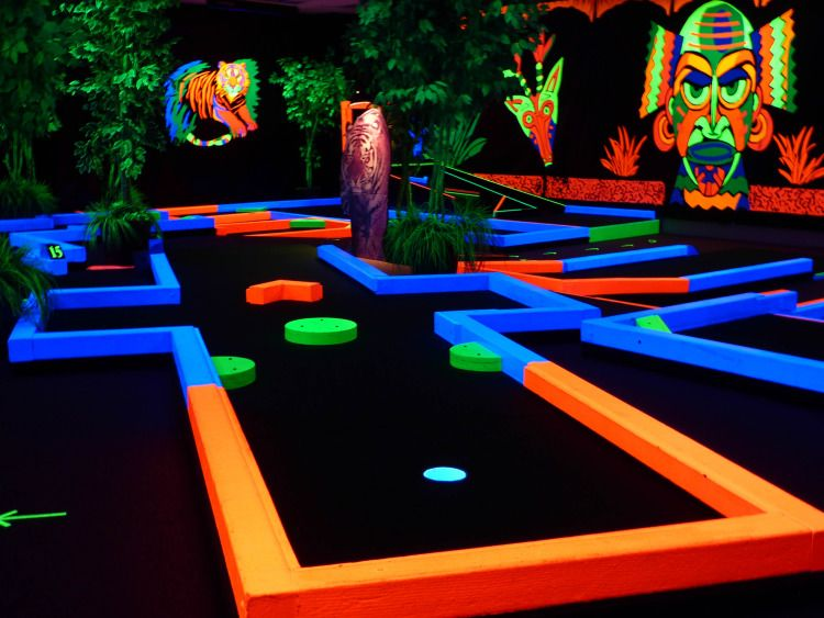 Glow in the dark golf uk betting odds on place bets