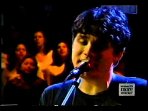 John Mayer Come Back To Bed Live Muchmusic October 7th 2003