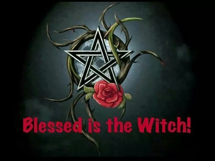 Blessed is the Witch!