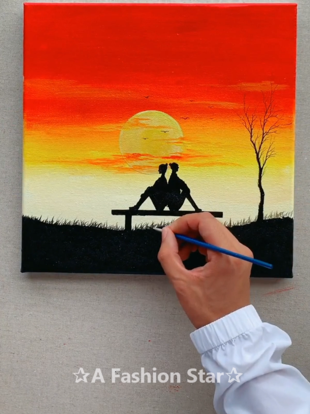 How To Painting For Home Decor  Oil Painting Techniques For Beginners