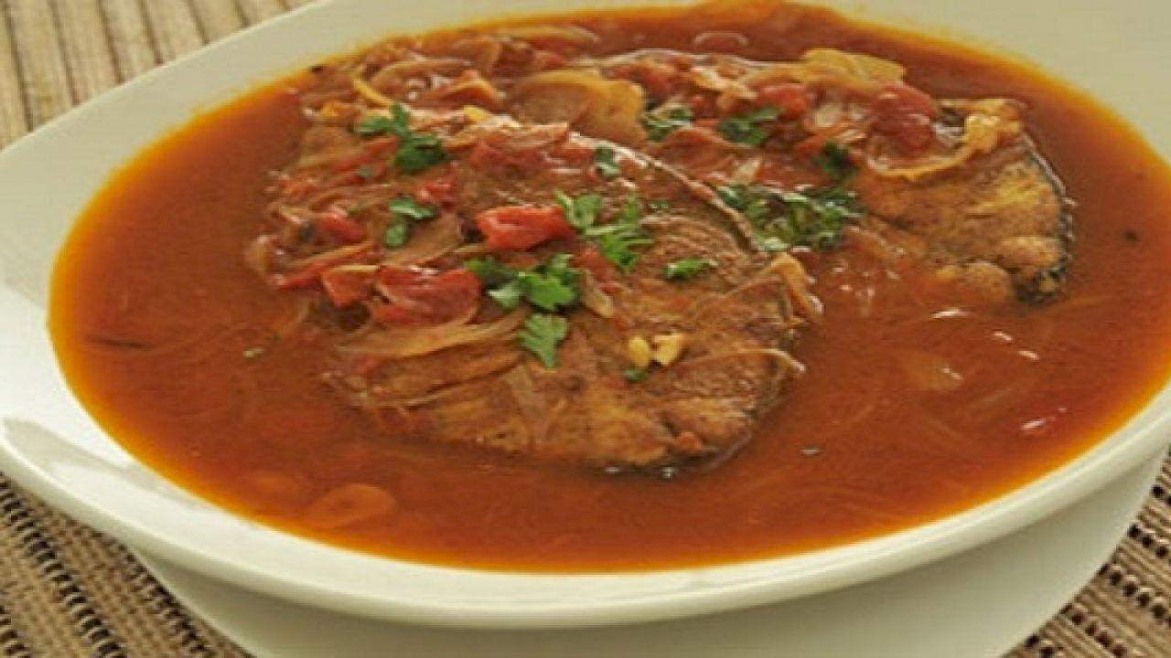 طريقة عمل صالونة السمك Beef Food Meat
