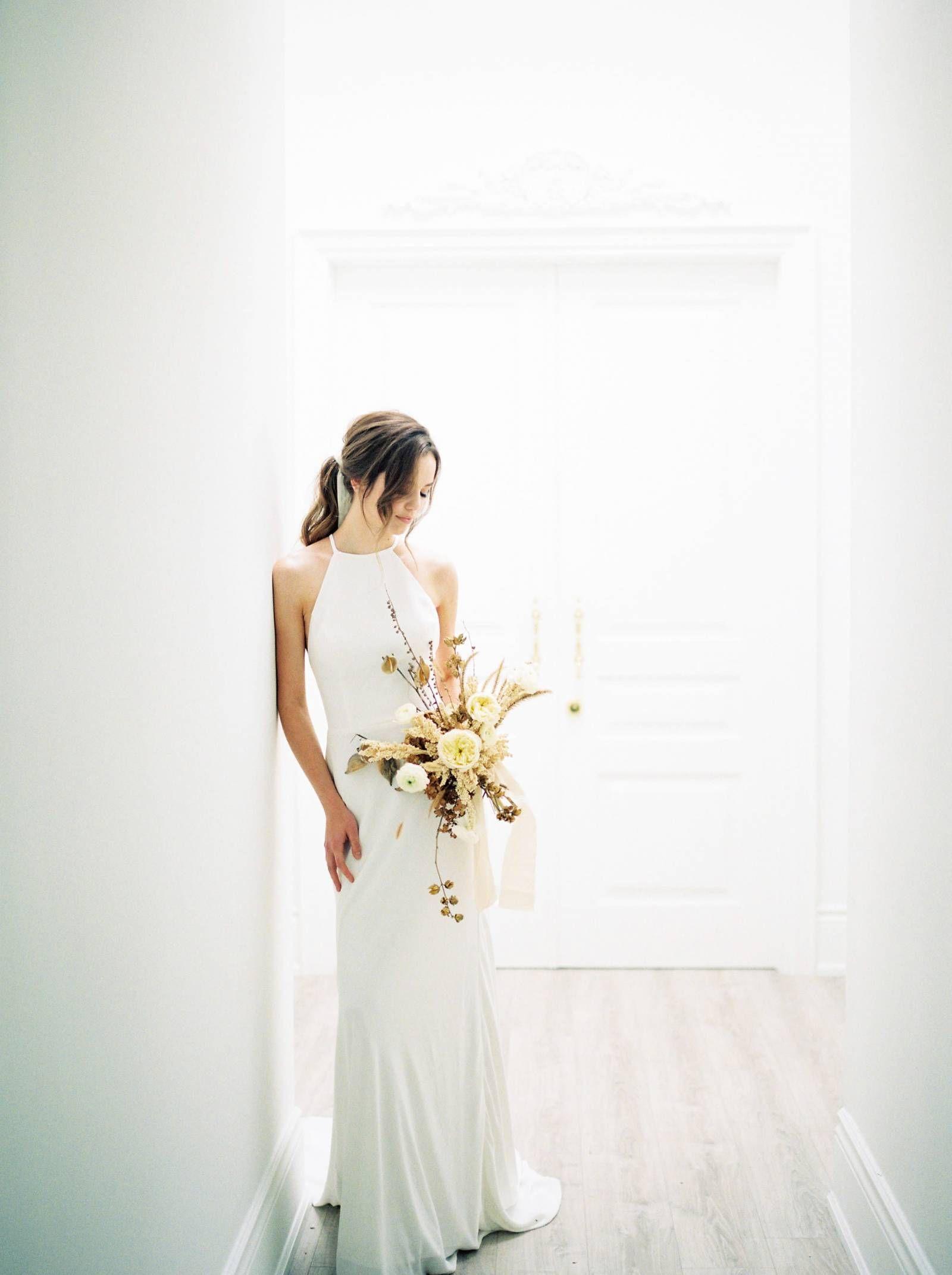 Clean Crisp Winter White Wedding Ideas Via Magnolia Rouge White Winter Wedding White Wedding Winter White