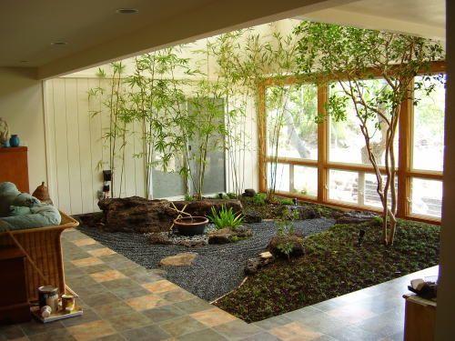 Charming Indoor Patio Look More At Http://besthomezone.com/indoor Patio