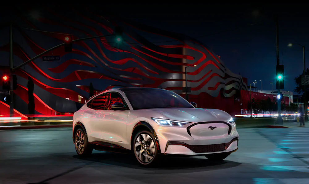 2020 Ford Mustang Suv Electric 2021 Price