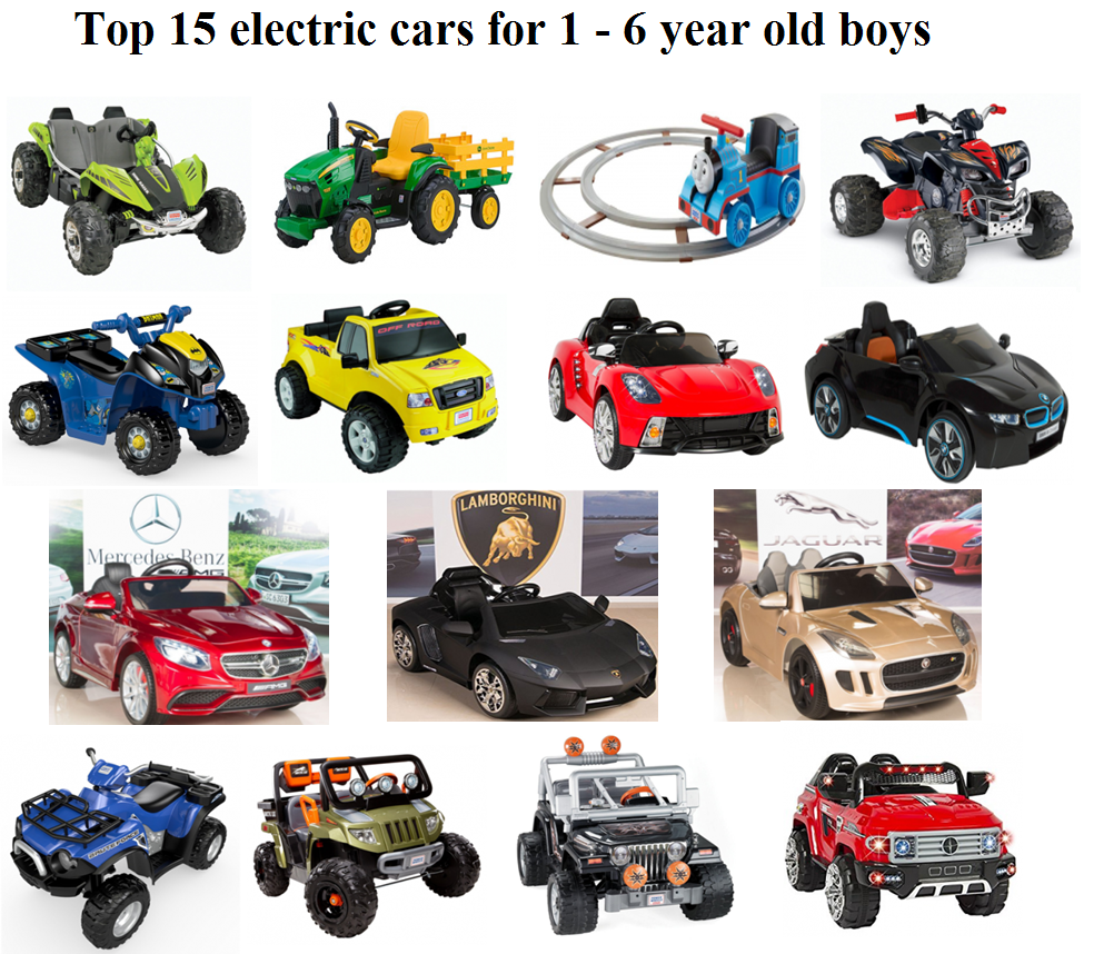 Check My List Of Best 15 Electric Ride On Cars In 2018 For 1 Year Old And Above Boys From Battery Ed 4 Wheeler Riding Toys Kids