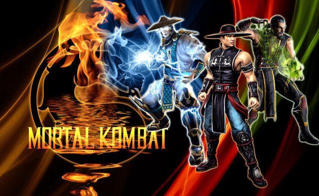 mortal kombat wallpapers free