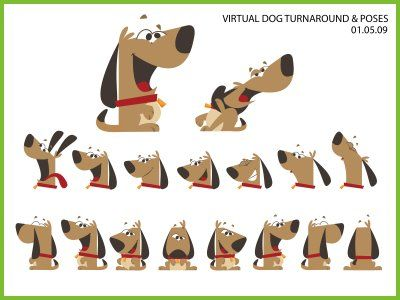 Virtual Dog