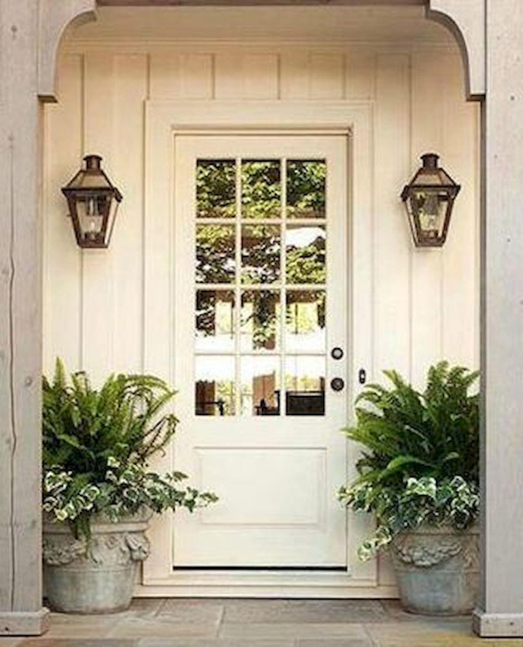 Elegant Front Door Decorating Ideas Interior Furniture
