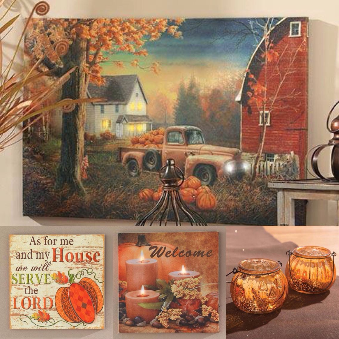 Our fall christmas catalog with signature homestyles this for Signature homestyles
