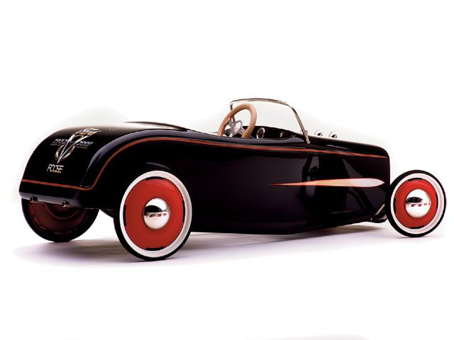 Worlds Wickedest Pedal Car!  sc 1 st  Pinterest & Hot Rod a pedal! muy lindos.. | Pedal car Cars and Toy markmcfarlin.com