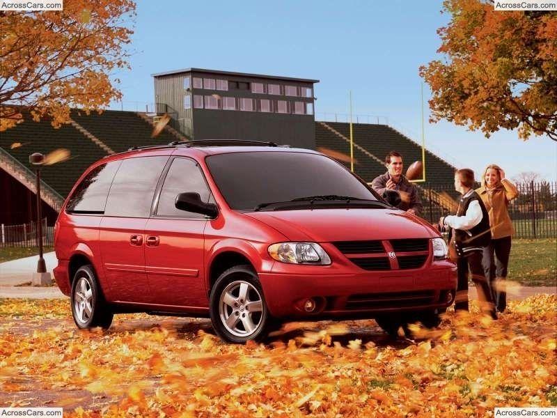 Dodge Grand Caravan 2005 Grand Caravan Dodge Caravan