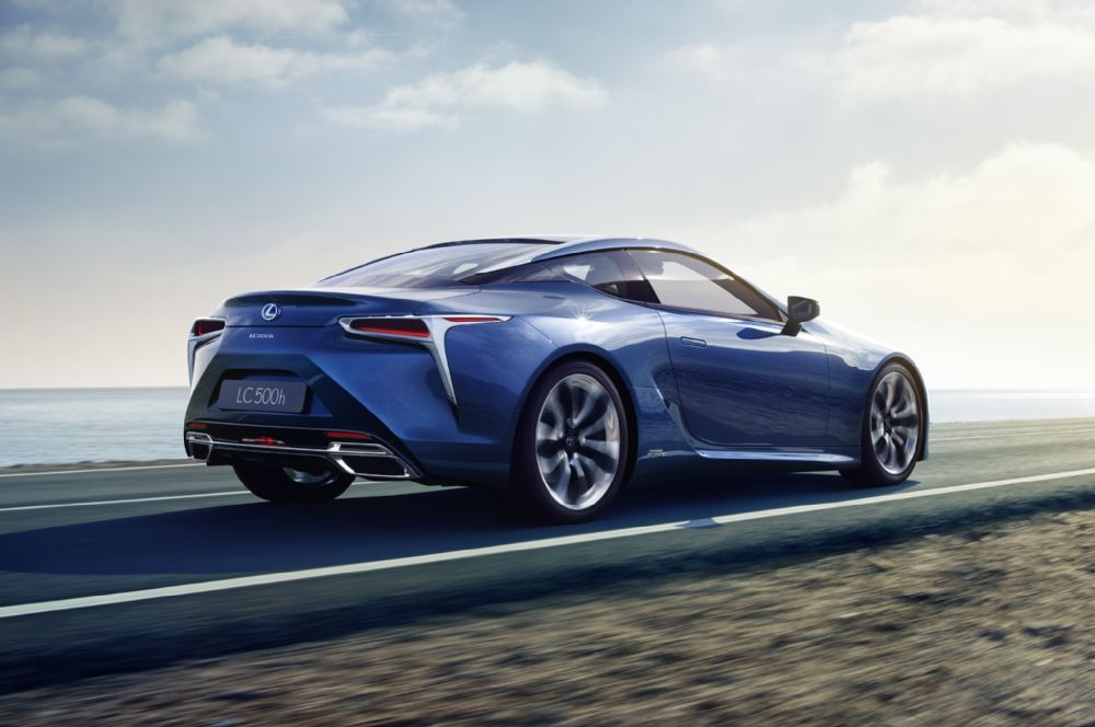 Photo Gallery Lexus Lc 500h Hybrid Coupe To Debut In Geneva Automobile Lexus Lc New Lexus Lexus Sport