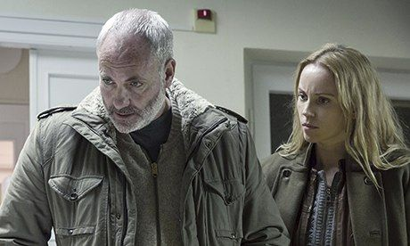 The Bridge Scandinavian Crime Drama Returns To British Television Female Detective British Actors Great Tv Shows