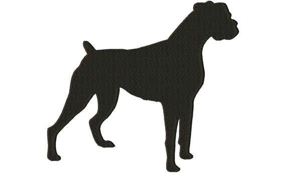 American Bulldog Dog Embroidery Design File By Luminariadesigns