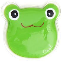 Green Frog Face Cooling Gel Pad From Japan Cooling Gel Pad