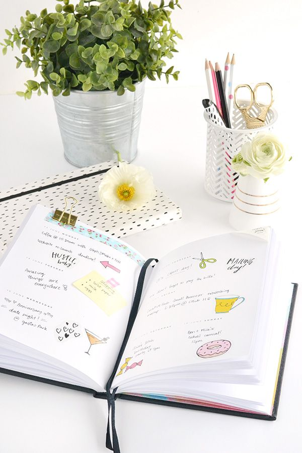 Colourful printable diary stickers Journal, Free printables and - diary paper printable