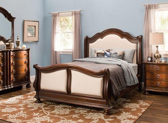 Pembrooke 4-pc. King Bedroom Set in 2019 | King bedroom sets ...