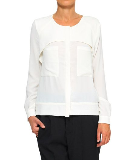 IRO | white blouse