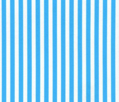 Swimsuit Fabric- Light Blue striped (1 yard)
