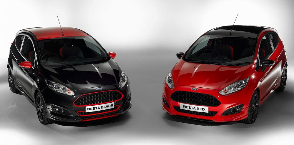 Review 2014 Ford Fiesta Zetec S Design View Model