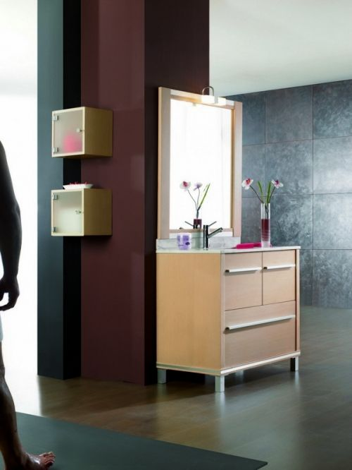 mueble poseidón composición 5 - arte y baño - muebles de lucena ... - Muebles Bano Lucena