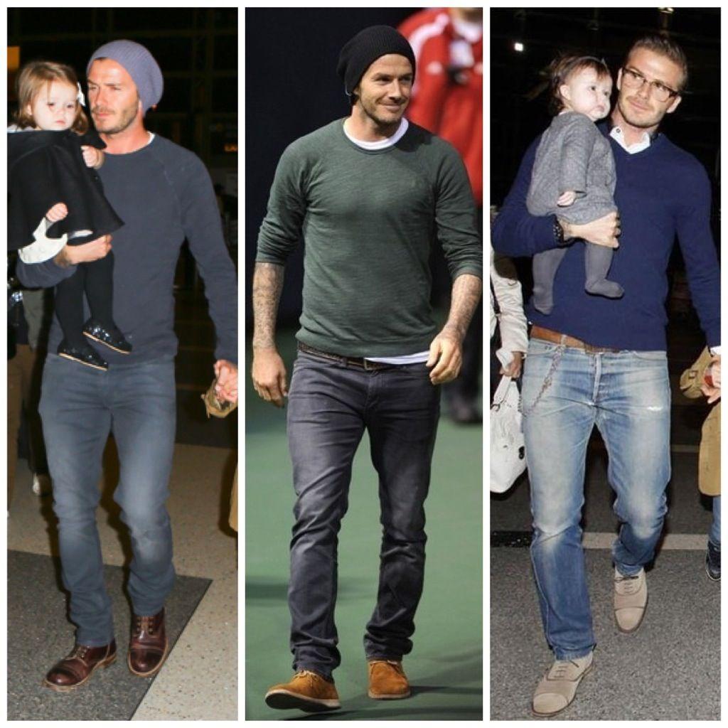 Do It Like A Star David Beckham Beckham Man Style And Men 39 S Fashion