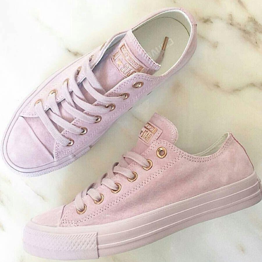 converse oro rosa