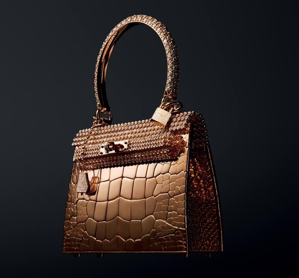 Hermes with diamonds!!