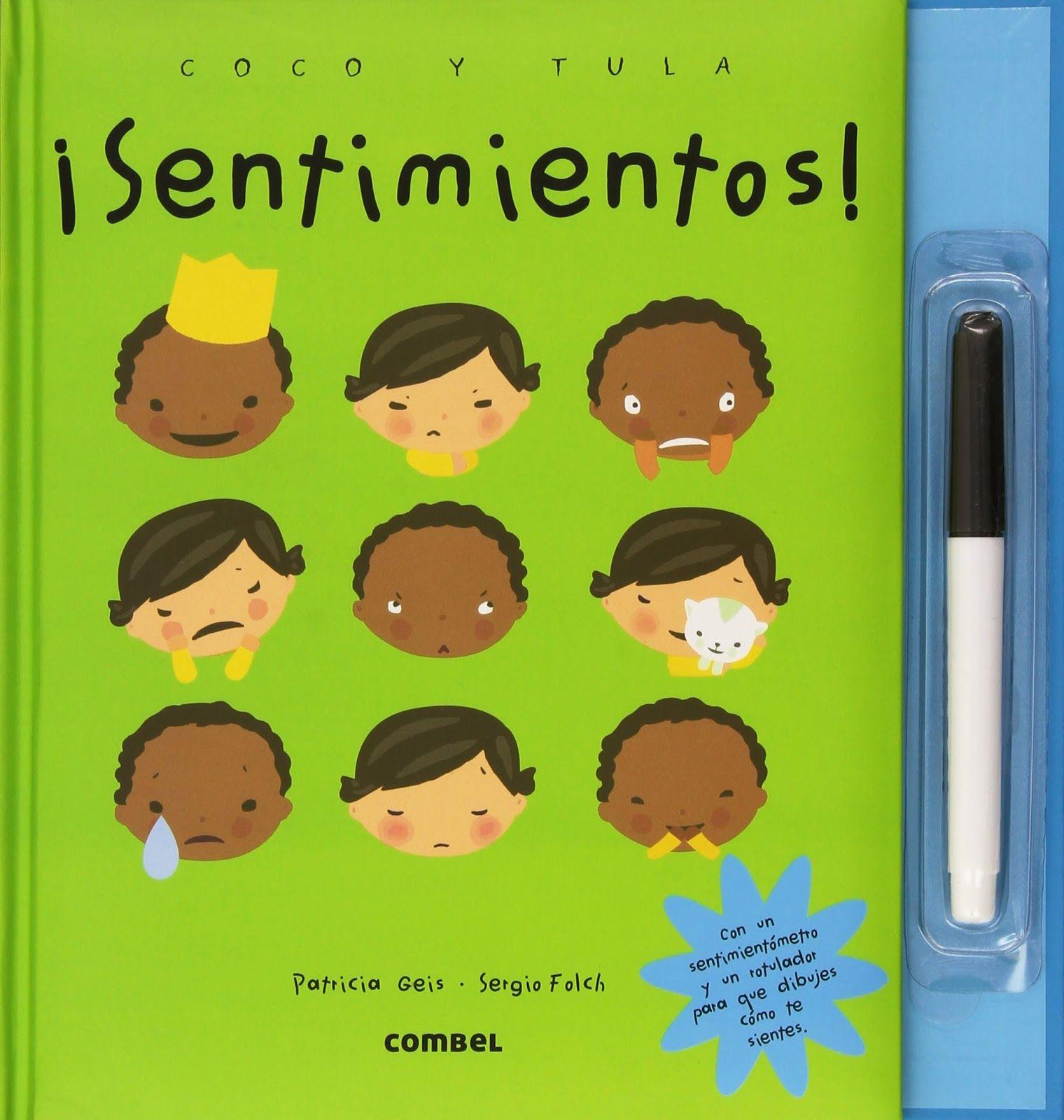 3 libros asombrosos para trabajar emociones con niños y adolescentes ...