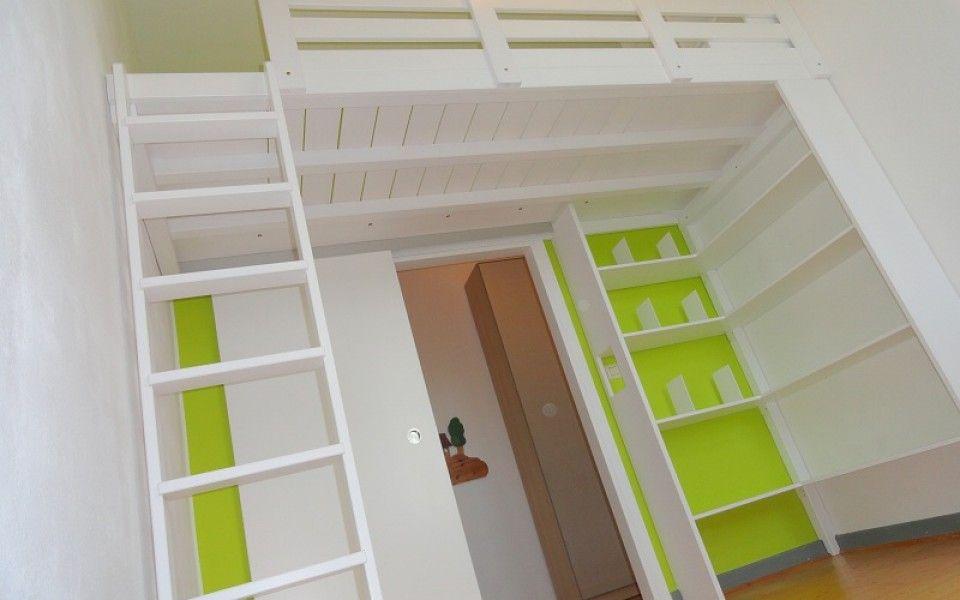 Hochebene Kinderzimmer ~ Kinderzimmer hochbett google zoeken bauen pinterest