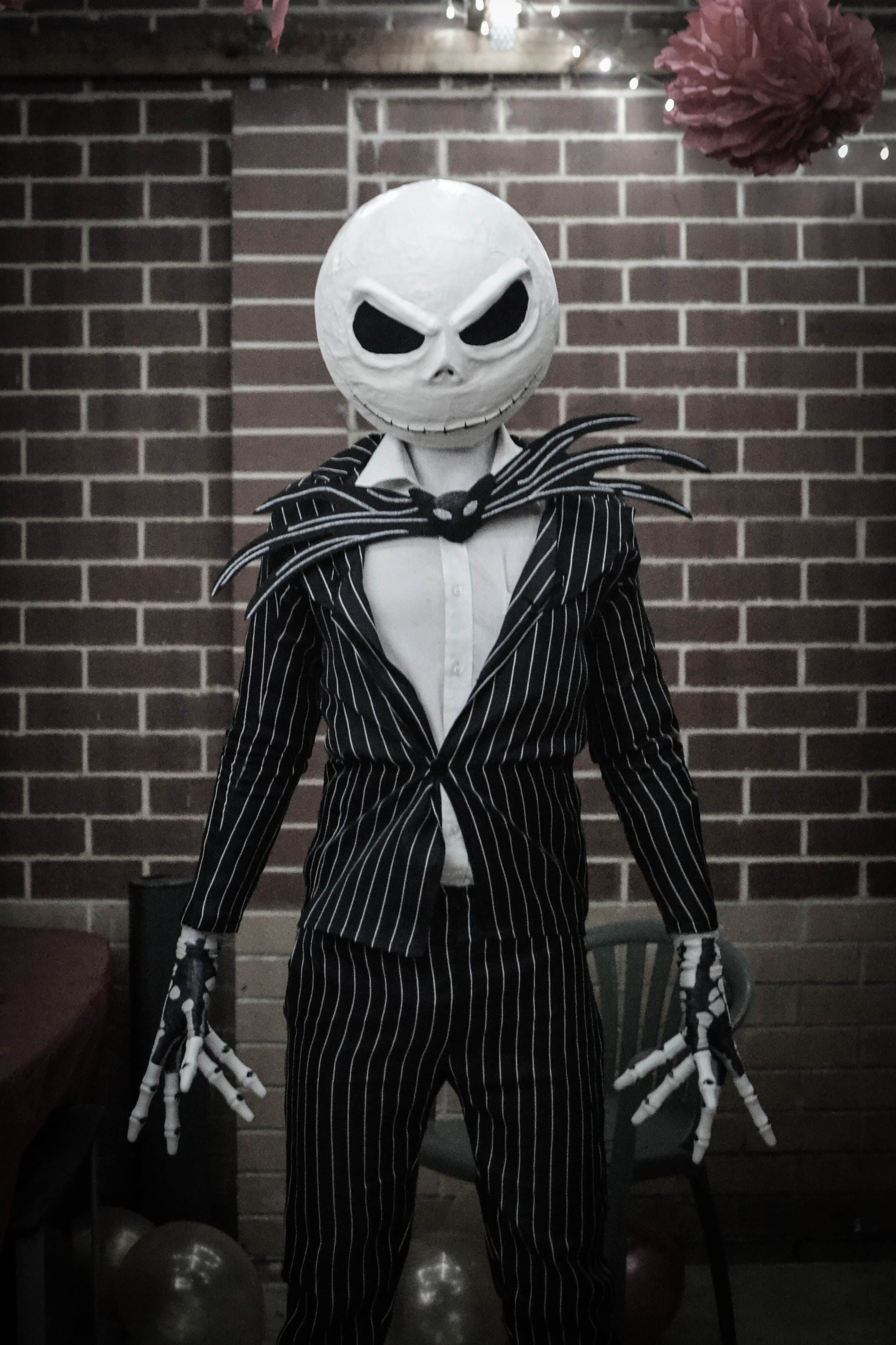 Jack Skellington Cosplay... This...Is...Incredible Jack