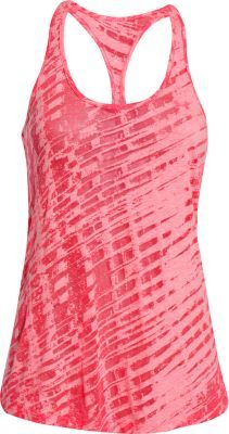 Under Armour® Women's Charged Cotton® Tri-Blend Ultimate Novelty Tank