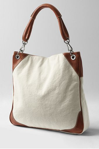 Love this bag via Lands' End
