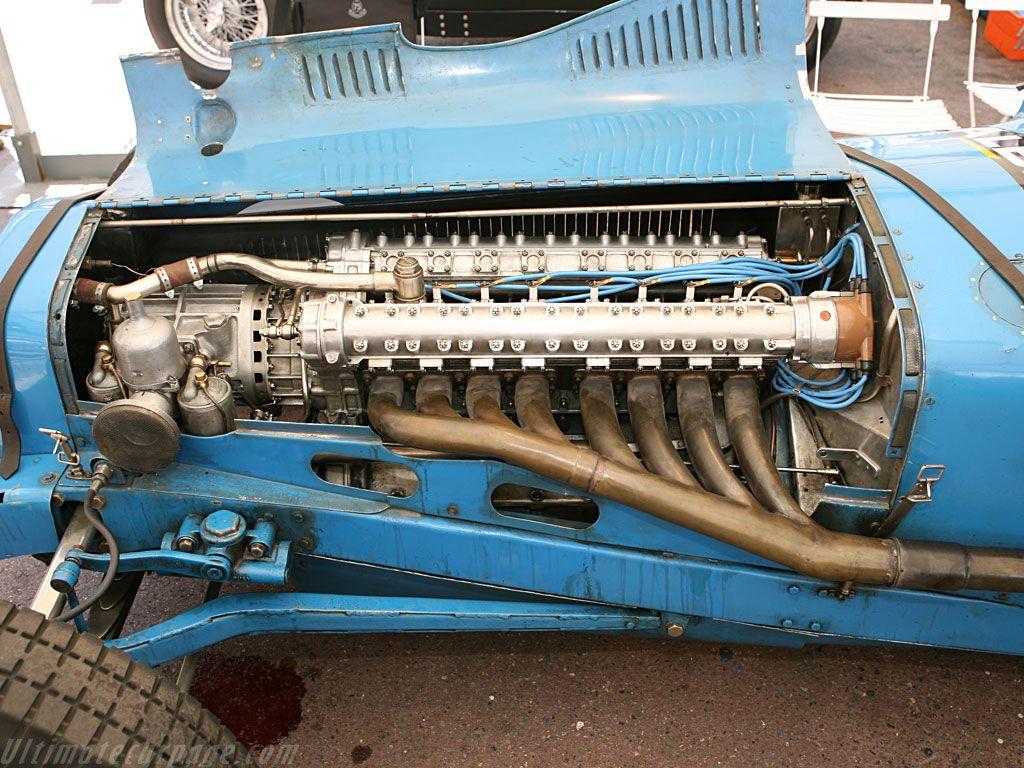 1936 Auto Union Type C - V16, 6.0 Litre Supercharged Engine | Engine ...